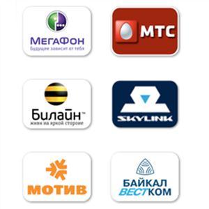 Операторы сотовой связи Суры