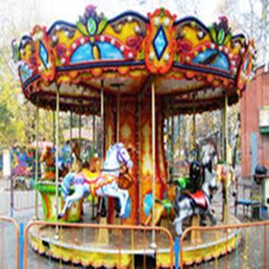 Парки культуры и отдыха Суры