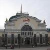 Железнодорожные вокзалы в Суре