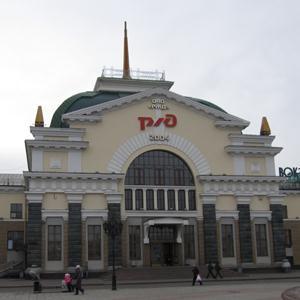 Железнодорожные вокзалы Суры